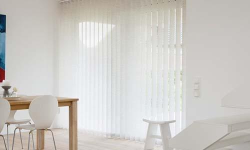 Lamellen voor ramen van alle vormen en maten